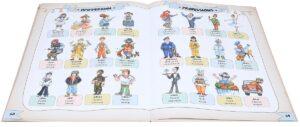 визуальный английский словарь издательства фактор