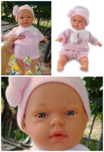 кукла LLorens