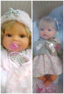 манекас паола кукла