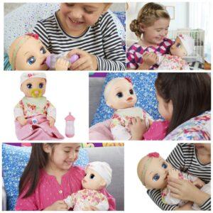 Кукла Baby Alive Любимая малютка от Hasbro