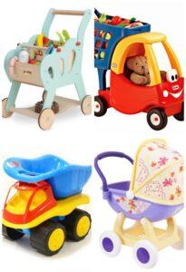 Самые интересные игрушки для детей 2-3 лет