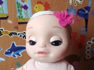 Baby Alive Любимая малютка постепенно засыпает в режиме СОН