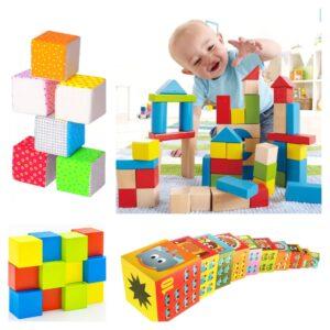 самая нужная игрушка в 1 год кубики
