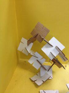 конструктор из картона своими руками