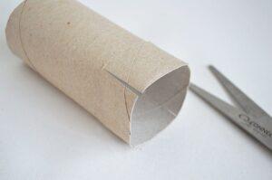 Конструктор из втулок от туалетной бумаги