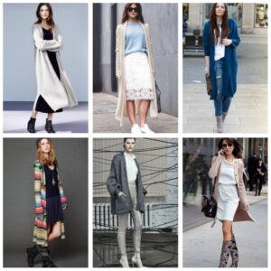 стильные повседневные гардеробы