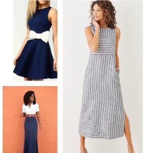 модные элегатные платья