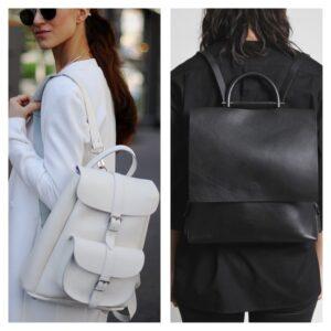рюкзаки вышли из моды