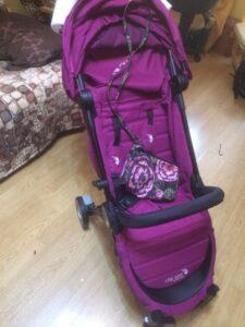 коляска для путешествий Baby jogger city tour