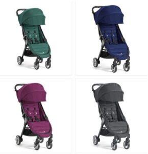 коляска в ручную кладь Baby jogger city tour