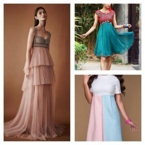 летние платья модные тенденции
