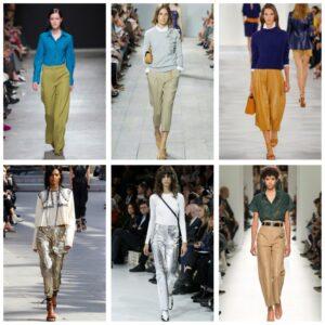модные брюки 2018-2019