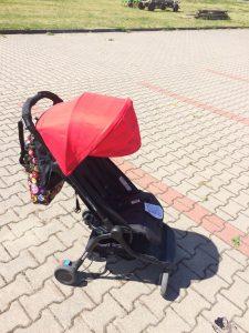 компактная коляска Mountain buggy nano V2