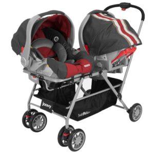 Joovy Twin Roo Car Seat Stroller