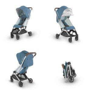 Коляска Uppababy Minu - идеальная коляска для детей 2 лет