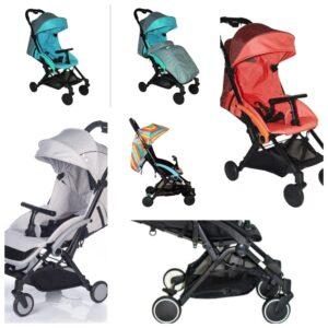 коляски для крупных детей Babyhit Amber и Babyhit Amber Plus