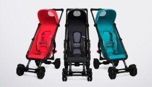 Omnio Stroller коляска: три цвета