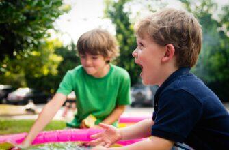 активные игры для детей без проигравших