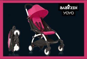 коляска babyzen yoyo