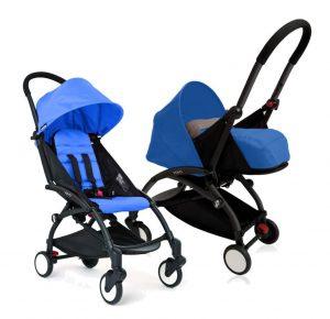 коляска для путешествий с люлькой babyzen yoyo