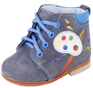 ботинки игрушка шнуровка