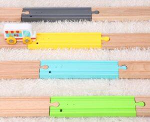 рельсы для деревянной железной дороги