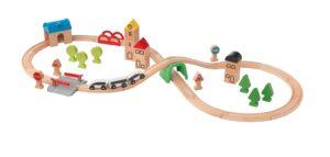 Деревянная железная дорога Икеа