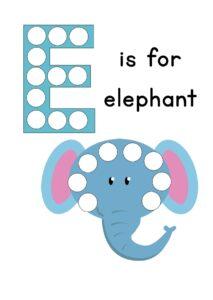Распечатать пластилиновые заплатки - английские буквы
