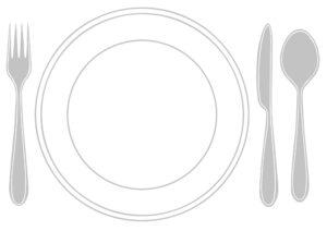 рисование пластилином тарелка