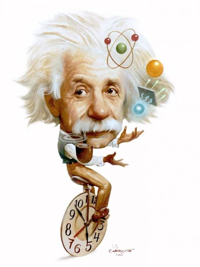 эйнштейн смешные картинки творческий