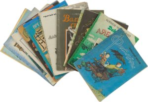 Советские детские книги: откуда скачать