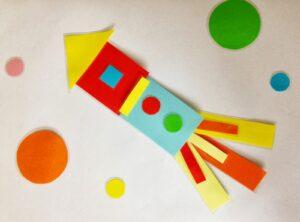 Геометрические фигуры для дошкольников