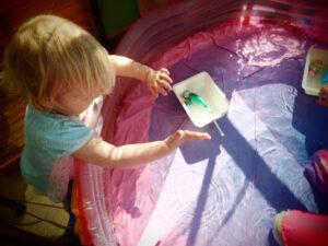 Как сделать лодку с воздушным шариком
