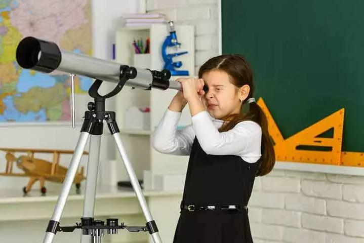 научные увлечения ребенка