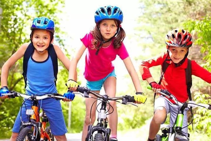 увлечение ребенка велоспортом