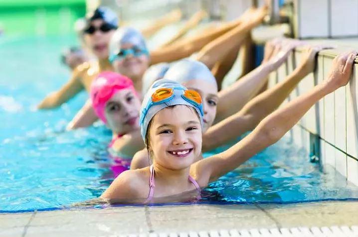 увлечения ребенка плаванием
