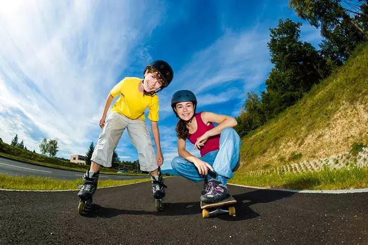 увлечения ребенка на свежем воздухе