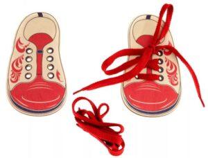 игрушка шнуровка для детей