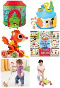 Самые лучшие игружки для детей 2-3 лет