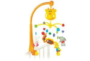 игрушки для младенцев - мобиль