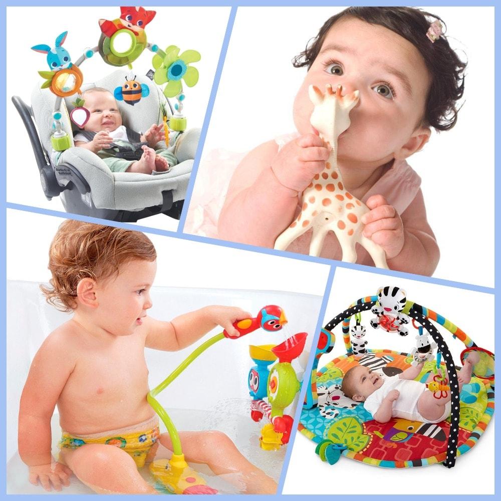 нужные игрушки до 1 года