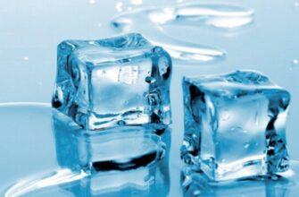 Игры и опыты со льдом для детей