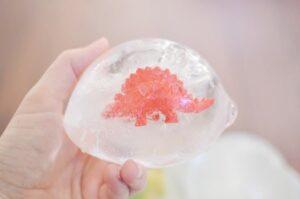 ледяные раскопки - игры с водой для детей