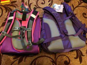 ортопедическая спинка рюкзака sternbauer smart combi и herlitz
