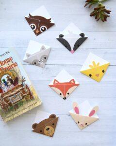 Как сделать оригами закладку своими руками