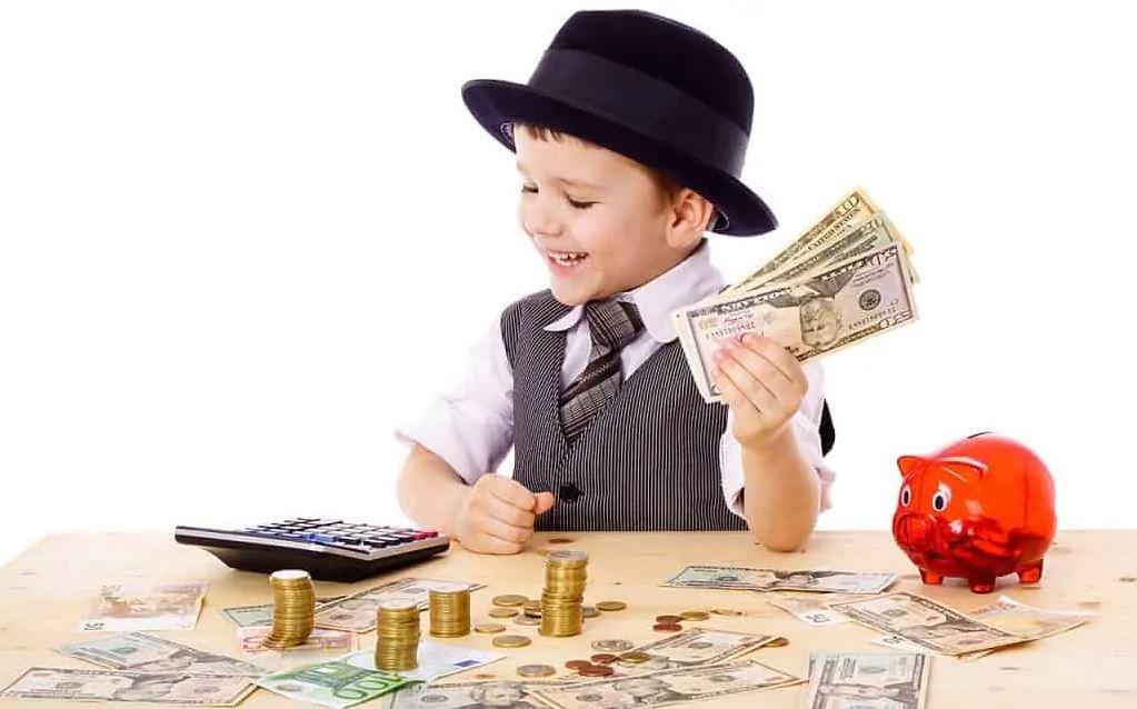 как заработать деньги в 10 лет