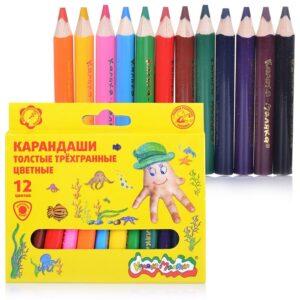 цветные карандаши для детей