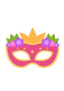 распечатать карнавальные маски