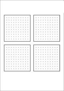 картинки-схемы для геоборда - составить задание самостоятельно
