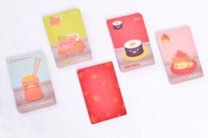 Настольная игра Суши карты (Sushi go!)
